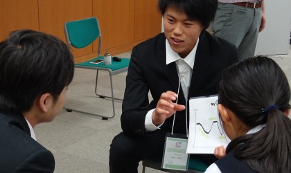 【報告】トビタテ!留学JAPAN高校生コースの事後研修を担当しました。